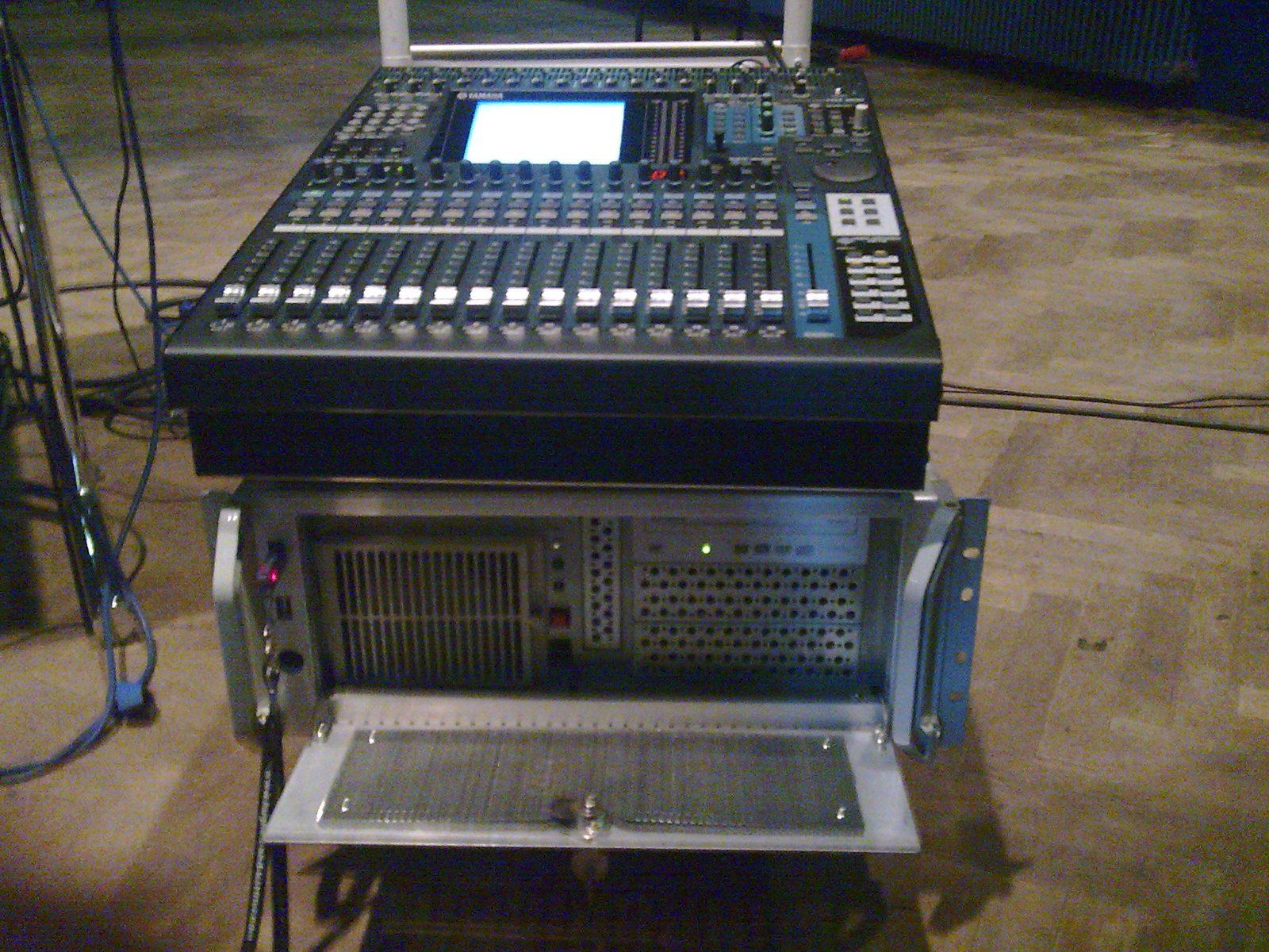 DM1000 und Computer