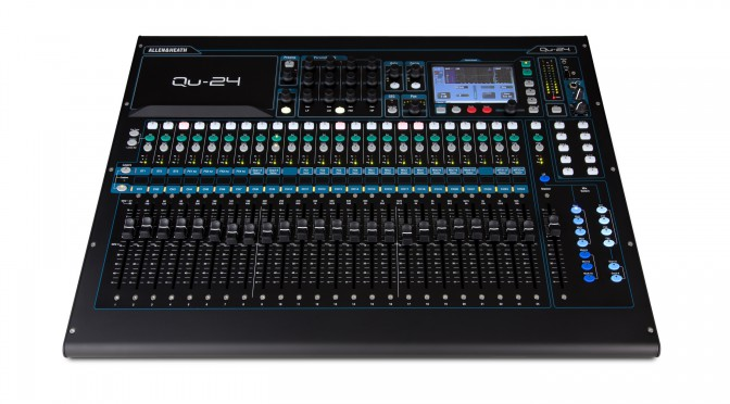 Qu-Series von Allen & Heath